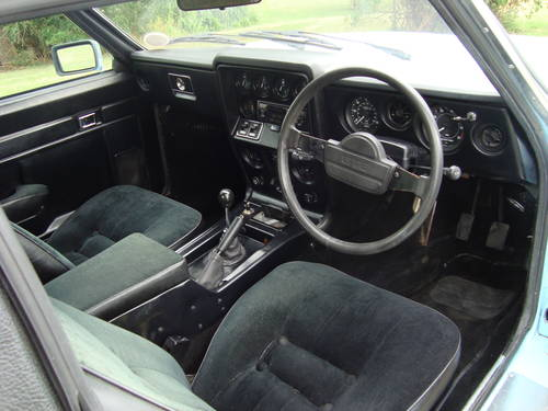 1983 Reliant Scimitar SE6B SOLD (picture 5 of 6)