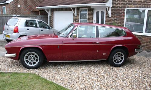 1975 Reliant Scimitar GTE with Overdrive SOLD (picture 2 of 6)