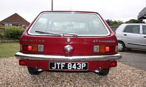 1975 Reliant Scimitar GTE with Overdrive SOLD (picture 4 of 6)