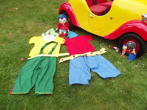 1977 NODDY CAR based on a Reliant Kitten SOLD (picture 6 of 6)