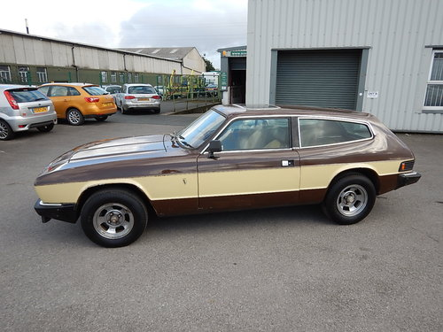 1978 RELIANT SCIMITAR GTE SE6a Automatic  SOLD (picture 1 of 6)