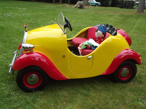 1977 NODDY CAR based on a Reliant Kitten SOLD (picture 3 of 6)