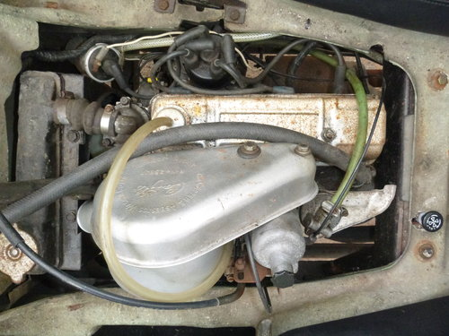 1982 Reliant Ant piks 3 SOLD (picture 3 of 6)