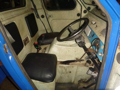 1982 Reliant Ant piks 3 SOLD (picture 6 of 6)