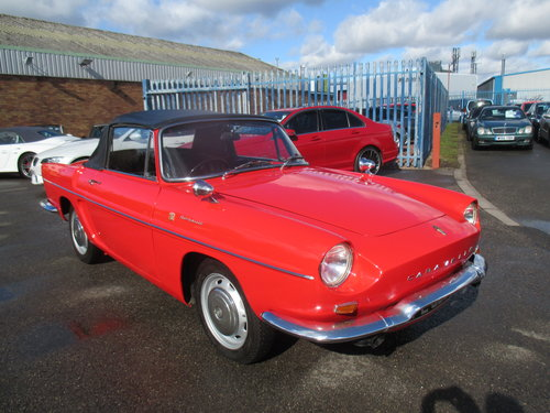 1964 Renault Caravelle convertible 1108cc STUNNING For Sale (picture 1 of 1)
