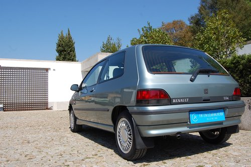 1992 Clio BACCARA 1 Owner 90.000 Kms Original Paint For Sale (picture 5 of 6)