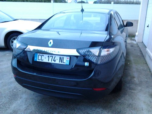 2013 Renault fluence electric For Sale (picture 2 of 3)