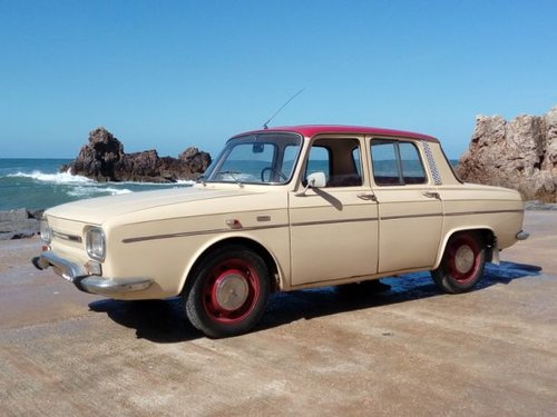 Renault 10 Major 1968 Now Fully Uk Registered For Sale (picture 1 of 6)