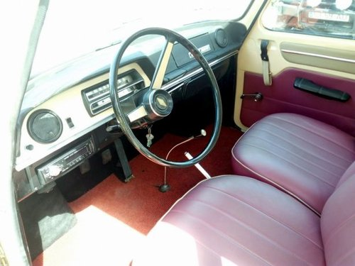 Renault 10 Major 1968 Now Fully Uk Registered For Sale (picture 4 of 6)