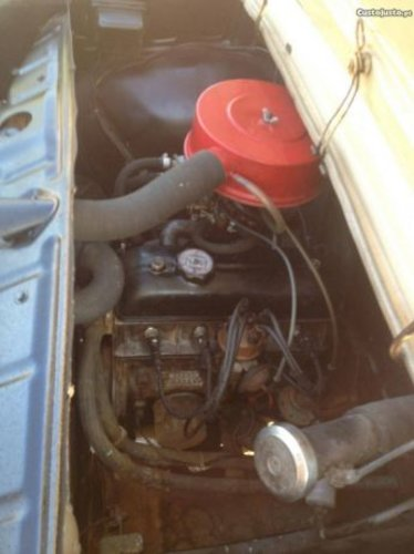 Renault 10 Major 1968 Now Fully Uk Registered For Sale (picture 6 of 6)