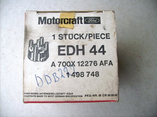 1960 Distributor cap Renault R4/R5/R6/Simca 1100 For Sale (picture 4 of 4)