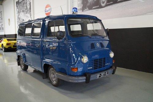 RENAULT Estafette Police van (1980) For Sale (picture 2 of 6)