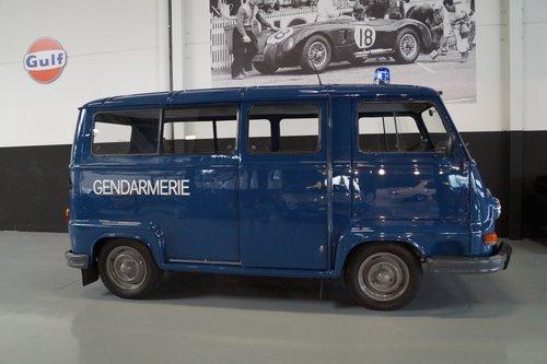 RENAULT Estafette Police van (1980) For Sale (picture 3 of 6)