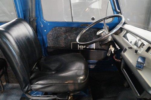 RENAULT Estafette Police van (1980) For Sale (picture 5 of 6)