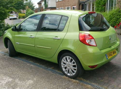 Renault Clio 1.2T 16v 2011 Dynamique Tom Tom TCE For Sale (picture 2 of 6)