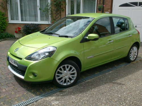 Renault Clio 1.2T 16v 2011 Dynamique Tom Tom TCE For Sale (picture 5 of 6)