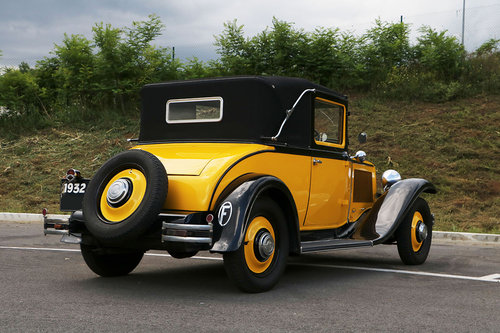 1932 Renault PRIMASTELLA 6 cyl. For Sale (picture 2 of 6)
