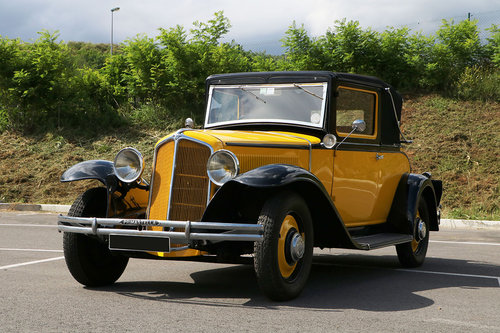 1932 Renault PRIMASTELLA 6 cyl. For Sale (picture 4 of 6)