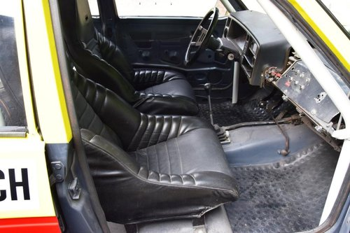 1981 The famous Paris-Dakar Renault 20 Turbo 4x4 For Sale (picture 4 of 6)