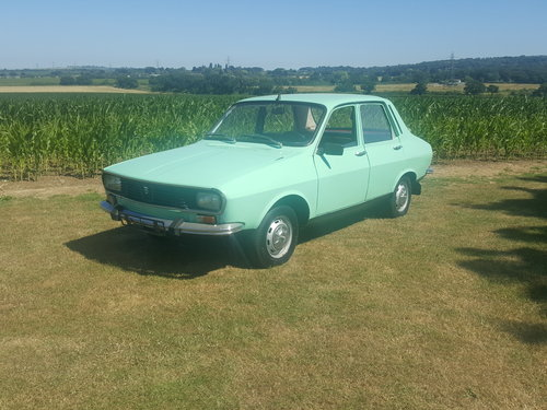1978 Dacia 1300 (Renault 12 from Romania) One Owner Rare colour For Sale (picture 1 of 6)