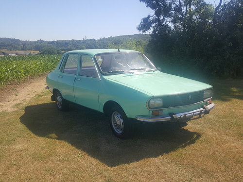 1978 Dacia 1300 (Renault 12 from Romania) One Owner Rare colour For Sale (picture 2 of 6)