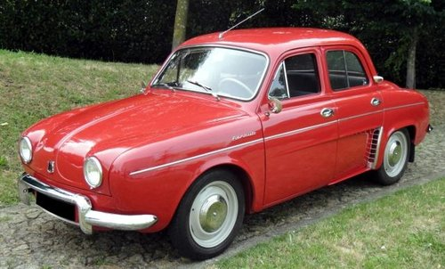 Renault Dauphine - 1957 For Sale (picture 1 of 6)