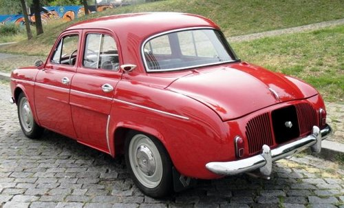 Renault Dauphine - 1957 For Sale (picture 3 of 6)