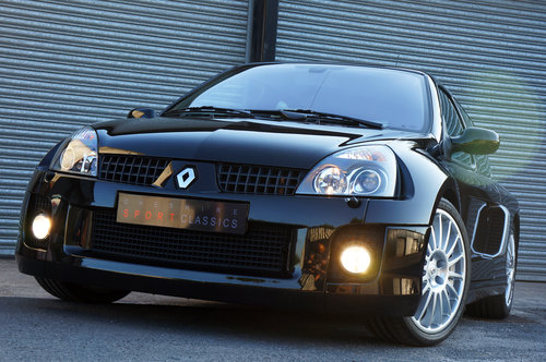 2005 Renault Sport Clio V6 255, 479 miles, 1 owner - As New. SOLD (picture 4 of 6)