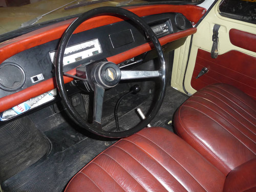 Renault 8 1st series 1962 For Sale (picture 5 of 6)