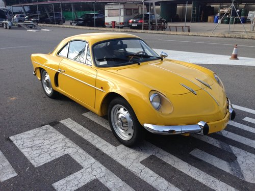 1966 Alpine A 108 Berlinetta coupe 1.966 For Sale (picture 2 of 6)