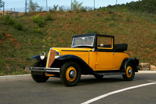 1932 Renault PRIMASTELLA 6 cyl. For Sale (picture 6 of 6)