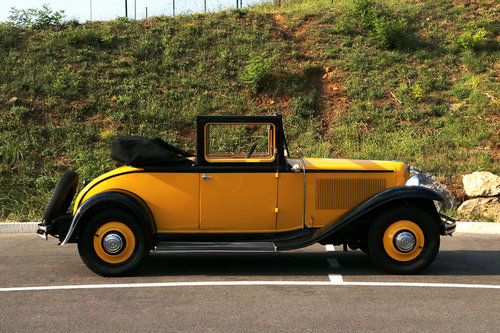 1932 Renault PRIMASTELLA 6 cyl. For Sale (picture 1 of 6)