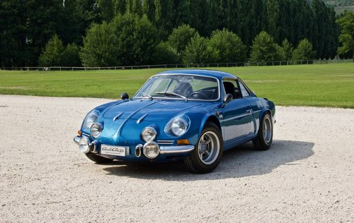 Renault ALPINE A110 -1300 G- 1968 For Sale (picture 1 of 6)