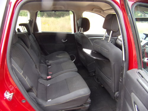 2010 Renault Grand Scenic DY-IQUE T-T DCI FAP For Sale (picture 6 of 6)