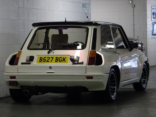 1984 Renault 5 1.4 Gordini 3dr GT TURBO 2 LHD For Sale (picture 3 of 6)
