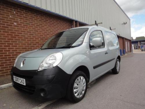 2010 RENAULT KANGOO ML19 1.5 dCi AIRCON NO VAT For Sale (picture 1 of 5)