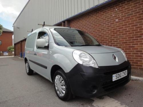 2010 RENAULT KANGOO ML19 1.5 dCi AIRCON NO VAT For Sale (picture 3 of 5)