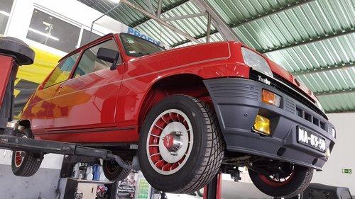 1983 Renault 5 Alpine Turbo  -  Original For Sale (picture 1 of 6)