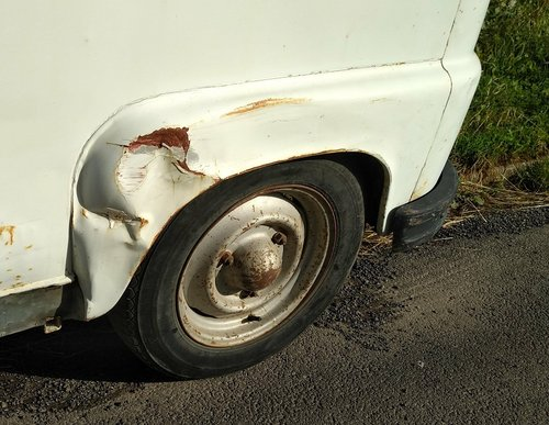 1976 RENAULT ESTAFETTE LONG AND HIGH ROOF MODEL For Sale (picture 6 of 6)
