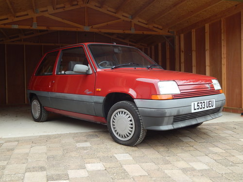 Renault 5 1994  For Sale (picture 1 of 6)