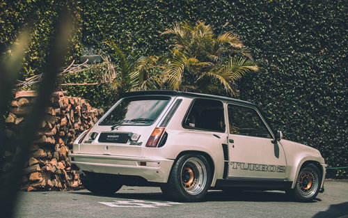 1984 Renault 5 Turbo 2 For Sale (picture 2 of 6)