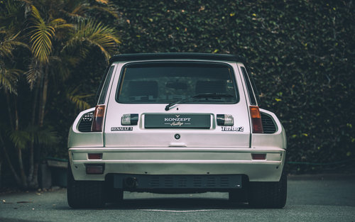 1984 Renault 5 Turbo 2 For Sale (picture 4 of 6)