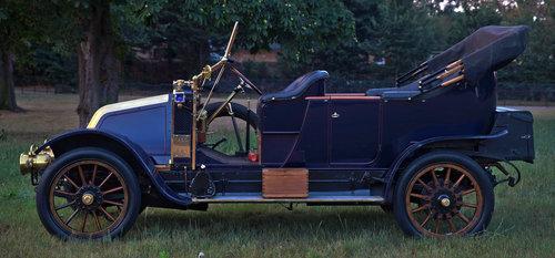 1910 Renault Type BY 5 litre Rois Des Belges Tourer SOLD (picture 2 of 6)