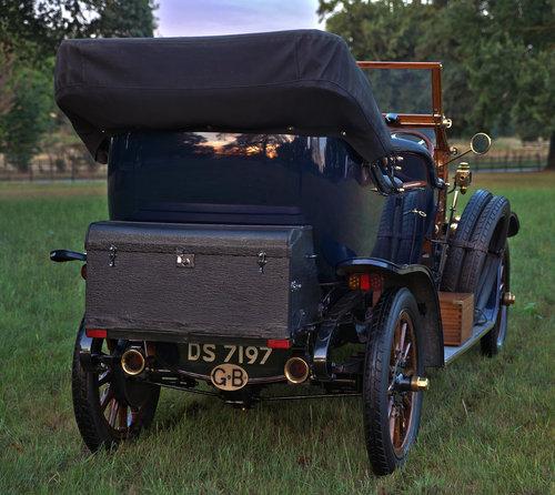 1910 Renault Type BY 5 litre Rois Des Belges Tourer SOLD (picture 3 of 6)