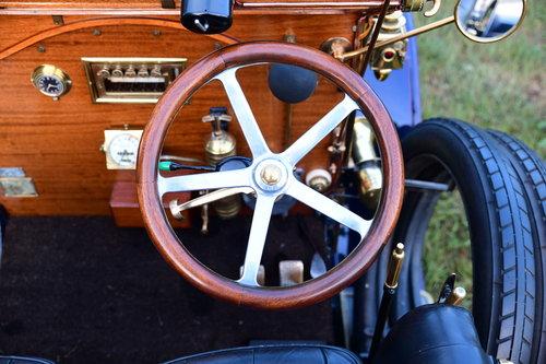 1910 Renault Type BY 5 litre Rois Des Belges Tourer SOLD (picture 4 of 6)