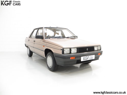 1986 Quite Possibly the Best Renault 9 Broadway in the World SOLD (picture 1 of 6)