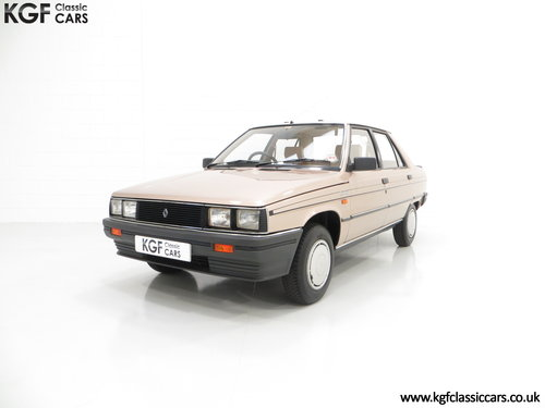 1986 Quite Possibly the Best Renault 9 Broadway in the World SOLD (picture 2 of 6)