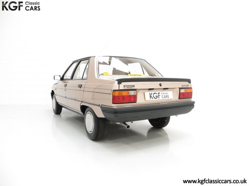 1986 Quite Possibly the Best Renault 9 Broadway in the World SOLD (picture 4 of 6)