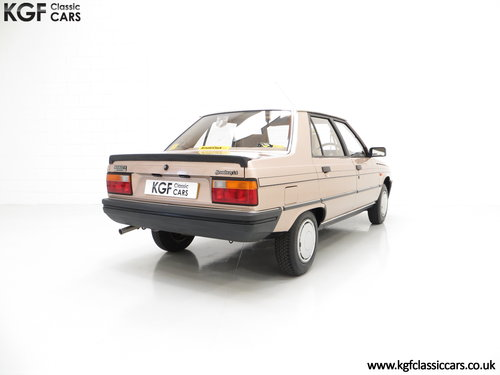 1986 Quite Possibly the Best Renault 9 Broadway in the World SOLD (picture 5 of 6)