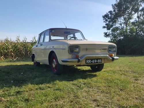 Renault 10 Major 1968 Now Fully Uk Registered For Sale (picture 2 of 6)